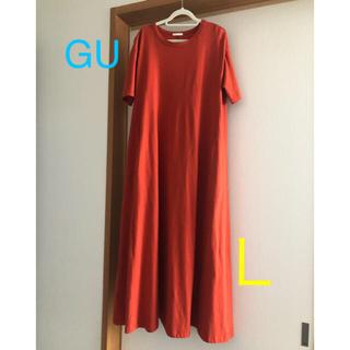 GU - ジーユー ワンピース Lサイズ used