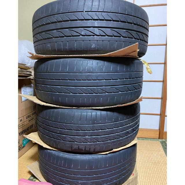トヨタ(トヨタ)のトヨタ C-HR  純正 ホイール タイヤ 225/50R18 自動車/バイクの自動車(タイヤ・ホイールセット)の商品写真