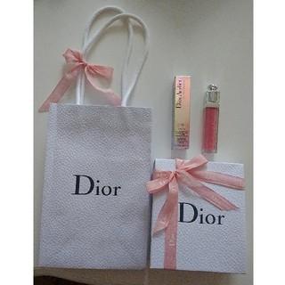 Dior - 新品値下❤️ディオール リップ グロス(553)ピンク