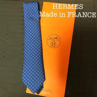 Hermes - 【美品】★HERMES★ネクタイ 9cm Made in France