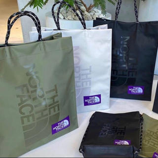 THE NORTH FACE - TNF PPL TPE Shopping Bag パープルレーベル トートバッグ