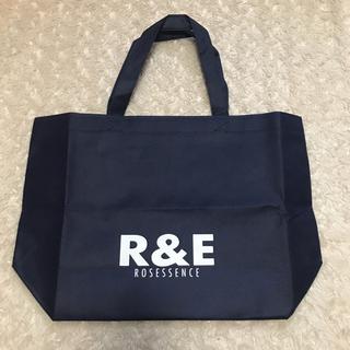 アールアンドイー(R&E)の【新品未使用】R&E 不織布 ショップ袋(ショップ袋)