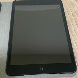 iPad - i pad mini 16GB Wi-Fiモデル+カバー+キーボード