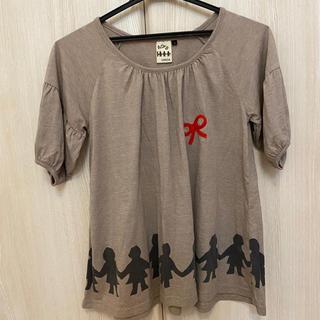 エーキャンビー(A CAN B)のA can B エーキャンビー キッズ服 Tシャツ(Tシャツ/カットソー)