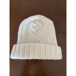 トゥモローランド(TOMORROWLAND)のトゥモローランド ニット帽(ニット帽/ビーニー)