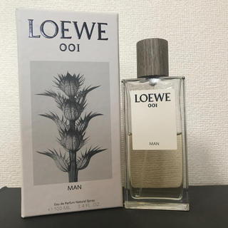 LOEWE - ロエベ LOEWE  001 man 100ml