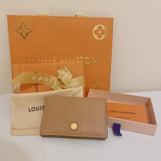 LOUIS VUITTON - ヴィトン アンプラントカードケース