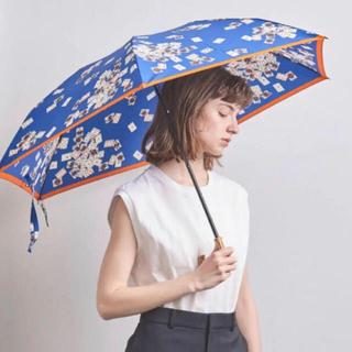 UNITED ARROWS - 新品 manipuri マニプリ 傘 折りたたみ 雨天兼用