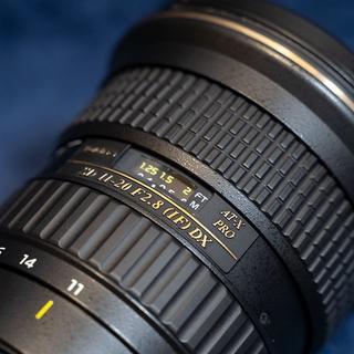 ケンコー(Kenko)のTokina AT-X 11-20mm F2.8 PRO DX  キヤノン用(レンズ(ズーム))