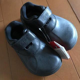 crocs - クロックス 黒 18.5
