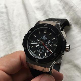 ウブロ(HUBLOT)のHUBLOT 電池式(腕時計(アナログ))