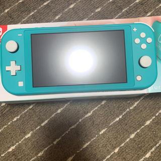 Nintendo Switch - 任天堂 switch lite ターコイズ