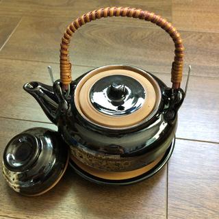 土瓶蒸し器 萬宝窯 2組セット(食器)