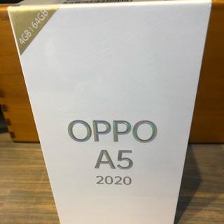 OPPO A5 2020 ブルー