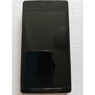 アクオス(AQUOS)の【本体のみ】AQUOS PHONE 102SH イノセントパープル(スマートフォン本体)