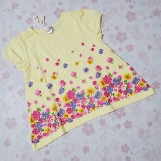マザウェイズ(motherways)のマザウェイズ☆フラワーTシャツ(Tシャツ/カットソー)