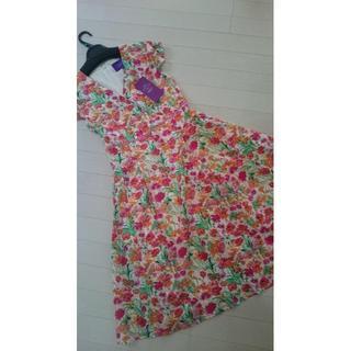 TOCCA - TOCCA 新品 リバティコラボ ドレス