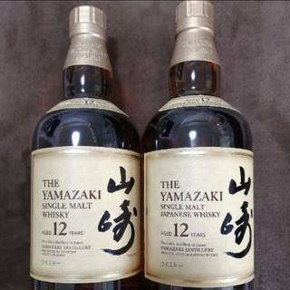 サントリー - 山崎 12年  ウイスキー