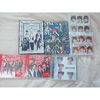 King&Prince CD,DVDセット