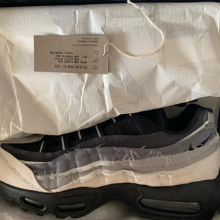 NIKE - COMME des GARCONS NIKE AIR MAX 95 CDG 27