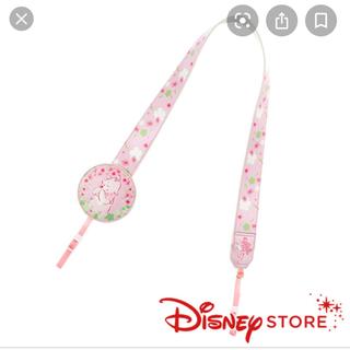 ディズニー(Disney)のカメラストラップ くまのプーさん ディズニー 桜 春 即日発送!(ストラップ/イヤホンジャック)