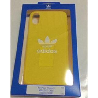 アディダス(adidas)のアディダスオリジナルiPhone Xケース(iPhoneケース)