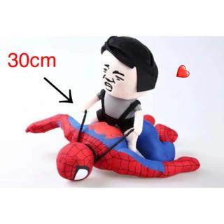 ディズニー(Disney)のおもしろ❗️SM スパイダーマン 貼りつけ人形✨アメコミ マーベル USJ 34(アメコミ)