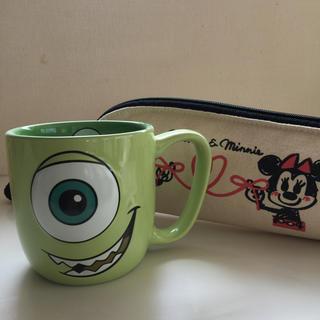 ディズニー(Disney)のマグカップ &哺乳瓶ケース(マグカップ)