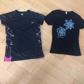 アシックス(asics)のスポーツTシャツ♡Lサイズ(Tシャツ(半袖/袖なし))