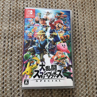 Nintendo Switch - 大乱闘スマッシュブラザーズ SPECIAL Switch
