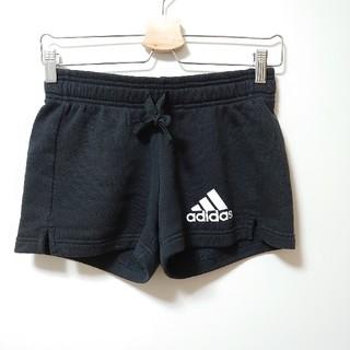 adidas - adidas ショートパンツ スエット ブラック