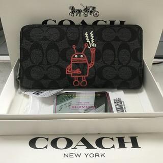 COACH - 正規品 COACH 超人気 長財新品