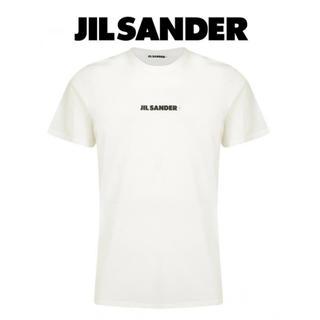 ジルサンダー(Jil Sander)の正規 新品 19AW JIL SANDER+ ジルサンダープラス ロゴ Tシャツ(Tシャツ/カットソー(半袖/袖なし))