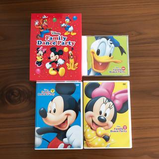 Disney - ディズニーファミリーダンスパーティ Disney Dance party dwe