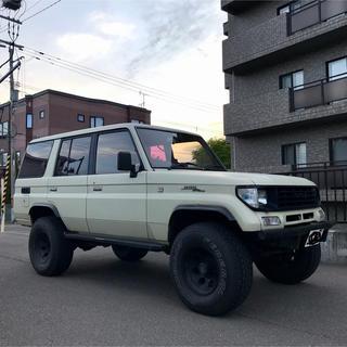 トヨタ - ランドクルーザープラド78