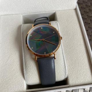 アレットブラン 腕時計