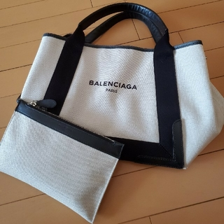 BALENCIAGA BAG - BALENCIAGA バレンシアガ  トートバッグ