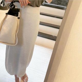 CANAL accessory ラメスカート
