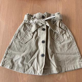 ジーユー(GU)のgu スカート (120)(スカート)