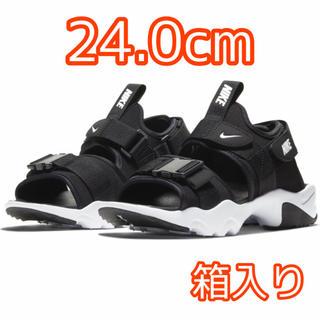 NIKE - 【新品】NIKE Canyon Sandal CV5515 24.0cm