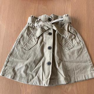 ジーユー(GU)のgu スカート (110)(スカート)