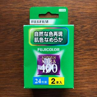 フジフイルム(富士フイルム)のフジカラー フィルム スペリアエクストラ 400 アナログ 一眼レフ カメラ (フィルムカメラ)