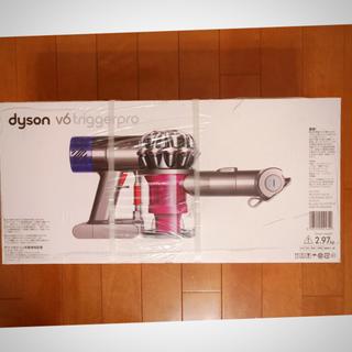 Dyson - 新品未開封未使用 Dyson V6 Triggerpro ハンディクリーナー