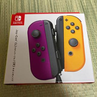 ニンテンドースイッチ(Nintendo Switch)の未使用 Nintendo JOY-CON (L)/(R) (家庭用ゲーム機本体)