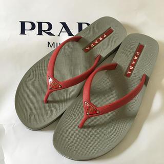 PRADA - プラダ  ビーチサンダル