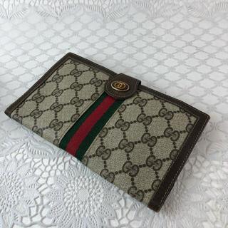 Gucci - 決算セール☆ グッチ 財布 長財布 GGスプリーム レザー 本革 レディース