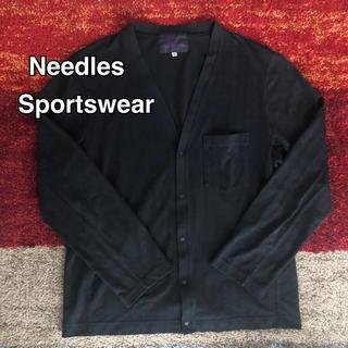 Needles - Needles  Sportswear ニードルス カーディガン M
