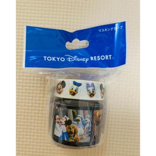 ディズニー(Disney)のディズニー 実写 マスキングテープ ミッキー ミニー(テープ/マスキングテープ)