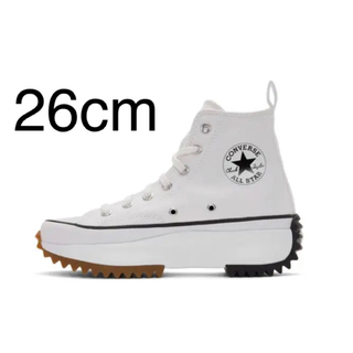 CONVERSE - 【新品未使用】ラスト1点 Converse Run Star Hike 26cm