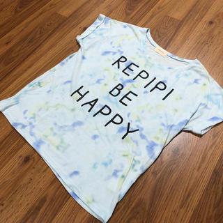 レピピアルマリオ(repipi armario)のrepipi armario Tシャツ M(Tシャツ/カットソー)